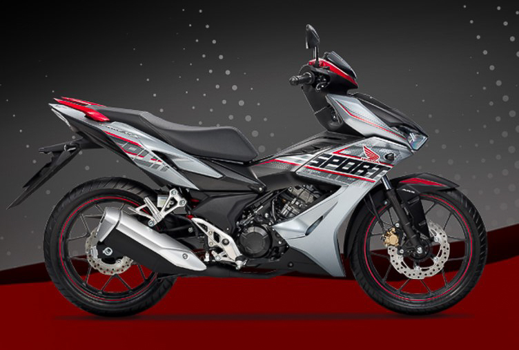 Honda Winner X Sport ABS technical specifications